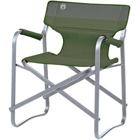 Coleman Deck Chair, green
